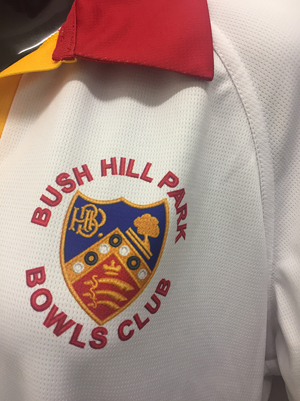 Bush Hill Park BC Team Shirt