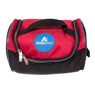 Aero 2-bowl mini bag