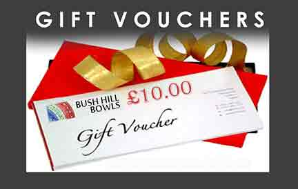 Bush Hill Bowls £10 Gift Card for just £9 !!