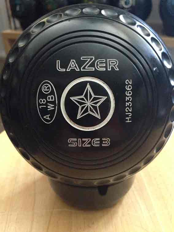 Lazer 3H Stamped 2018