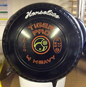 (SH) Tiger Pro 4H Stamped 2023