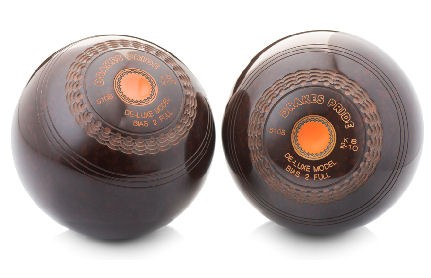 Deluxe Crown Green Bowls (Pair)