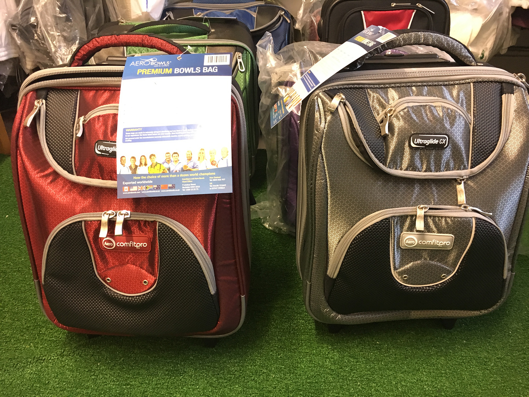 Aero Ultraglide CX Bag