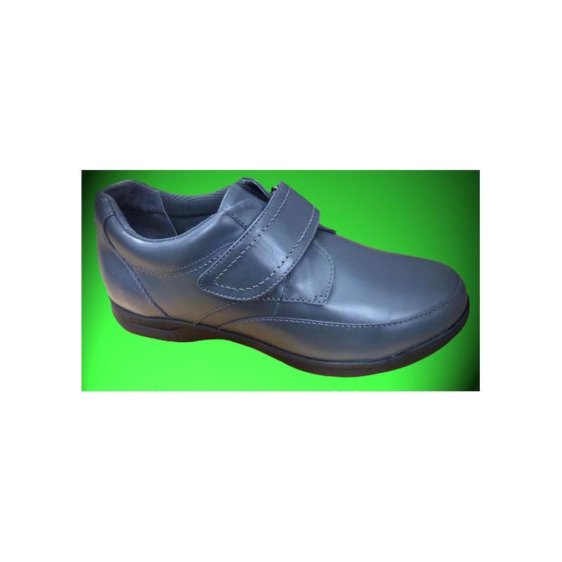 Emsmorn Mens Berkeley Strap Shoe