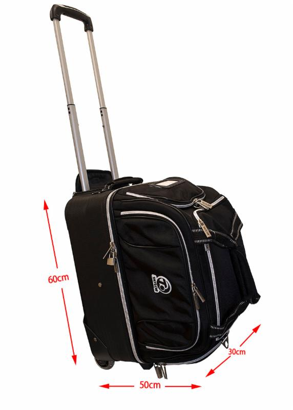 Taylor Roll-a-Bowl Trolley bag