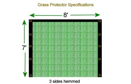 Rink protection mat