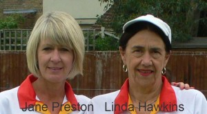 Enfield Girls in 2015 National Bowls Finals