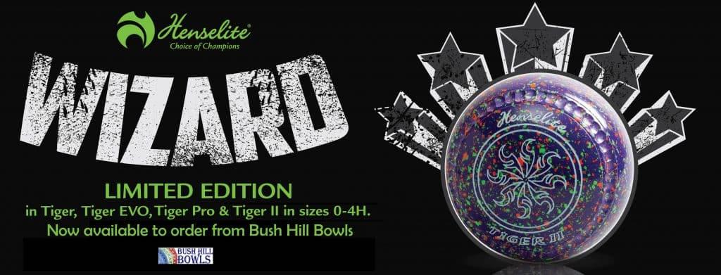 Henselite Wizard Limited Edition