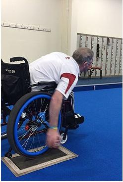 Para Handy Bowls Wheelchair
