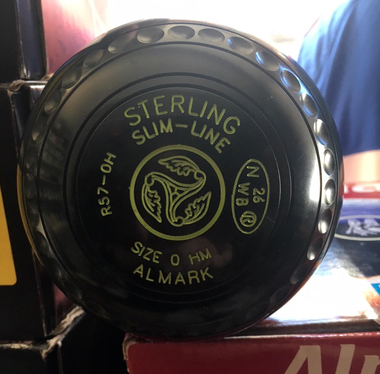 (XD) Stirling Slimline 0H Black
