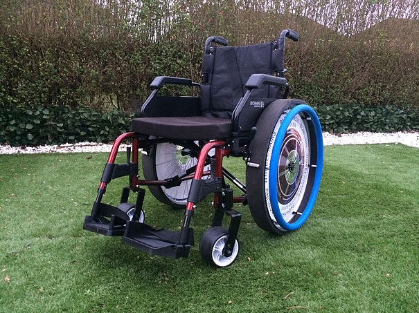 Bowls Wheelchair