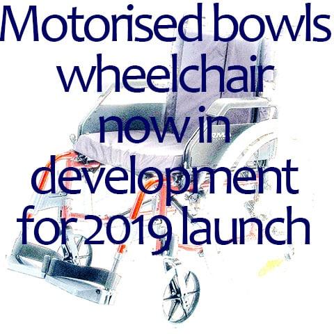 Bowls Wheelchair