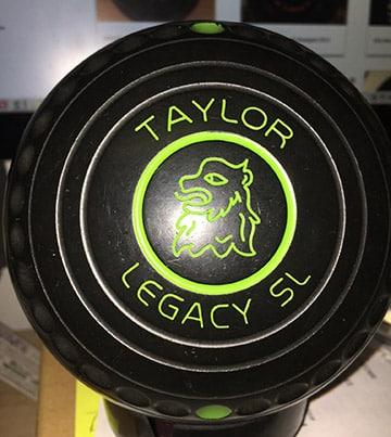 (SH) Taylor Legacy SL 4 Stamped 2014