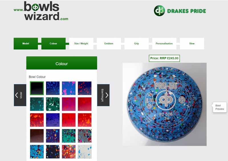 Bowls Designer