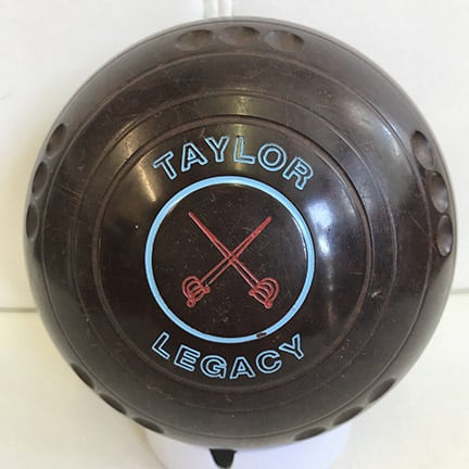 (SH) Taylor Legacy 4 Stamped 2011