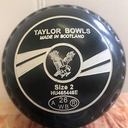 (SH) Taylor International 2H 26 Stamp