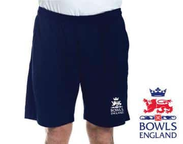 Bowls England (elasticated) Shorts
