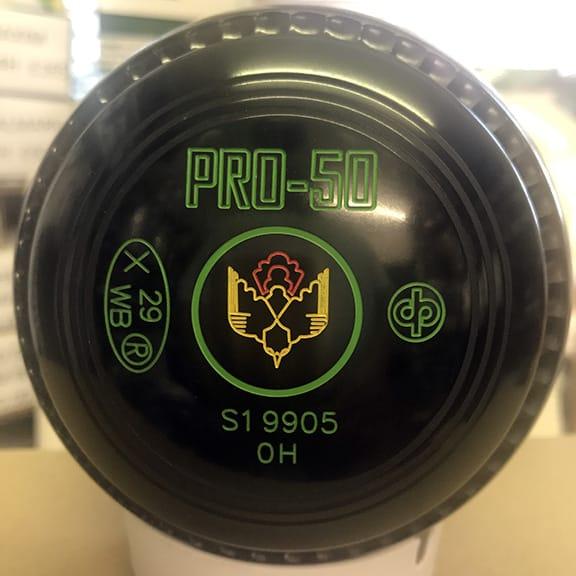 Pro 50 Black 0H