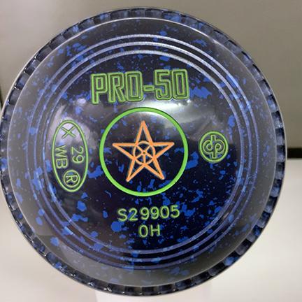 Pro 50 Blue Speckle 0H