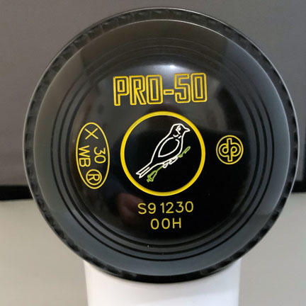 Pro 50 Black 00H