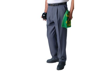 SALE! Drakes Pride Mens Grey Trousers
