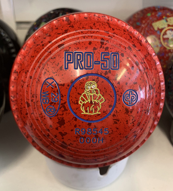 Pro 50  Red/Magenta 000H
