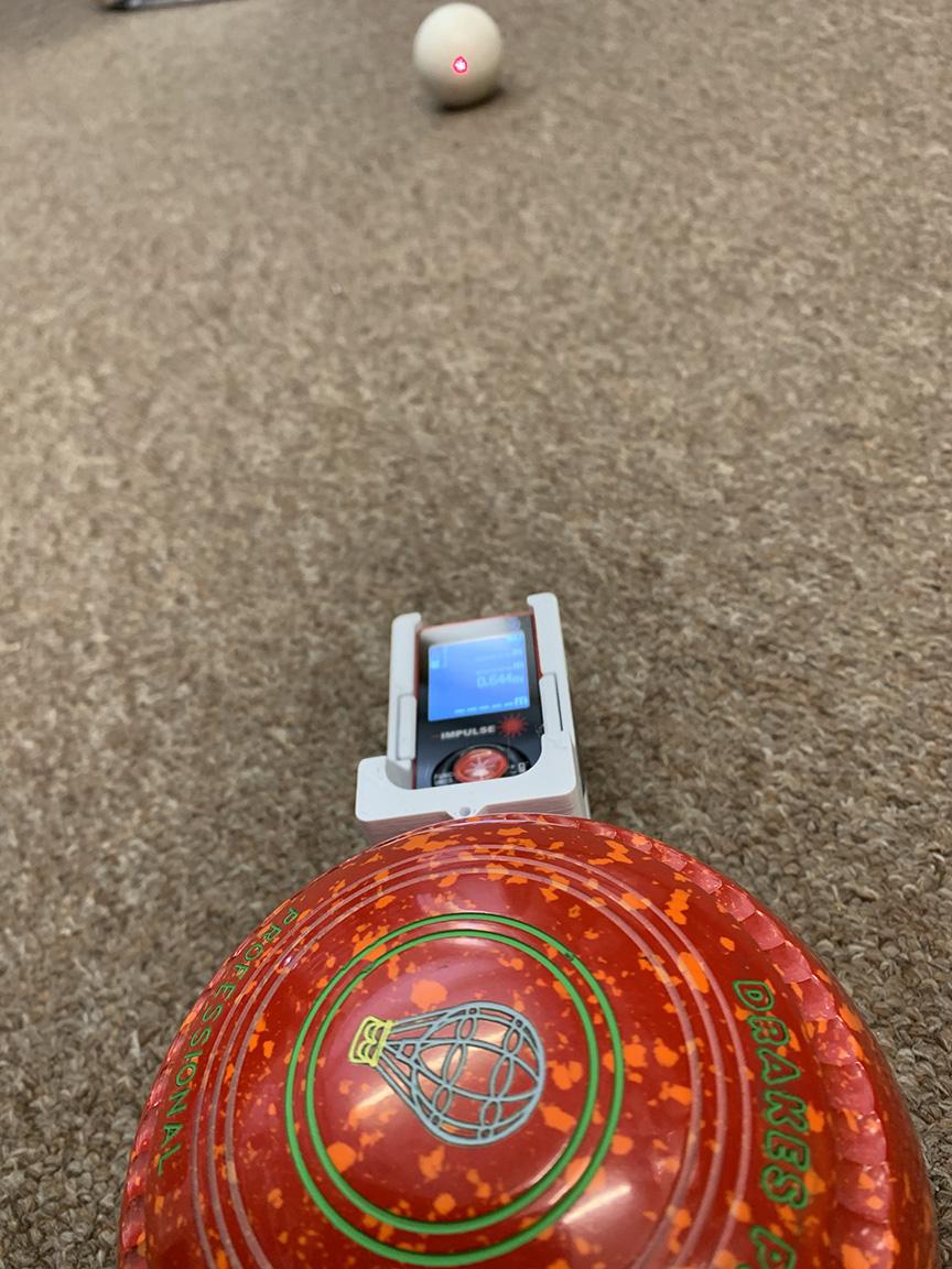 Laser Bowls Measure