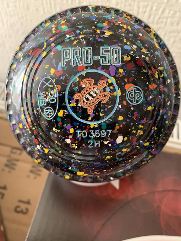 IN stock - Pro 50 Black HQ 2H